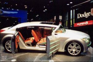 Chicago Auto Show 2001
